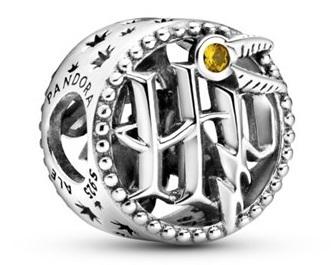 Pandora Strieborný korálik Harry Potter 799127C01