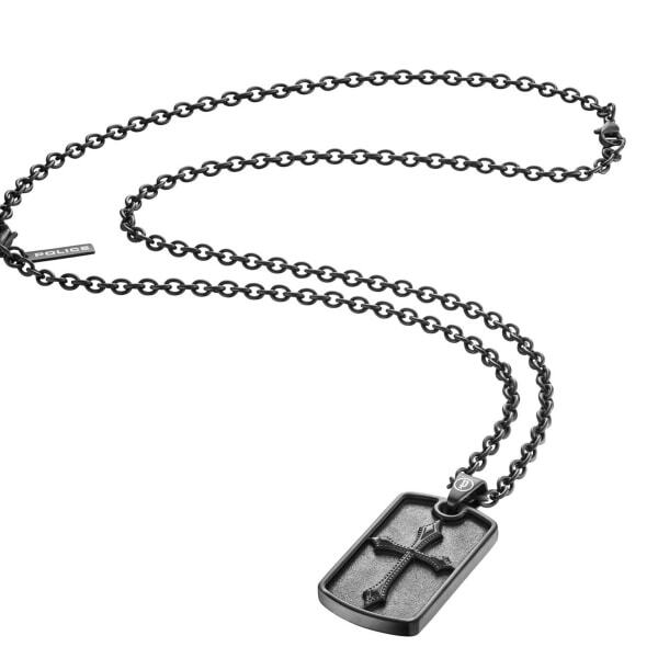 Police Moderné pánsky náhrdelník PJ25872PSB