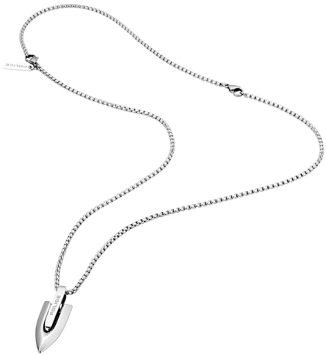 Police Pánsky náhrdelník Aerohead PJ26205PSS / 01