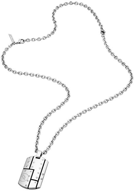 Police Pánsky náhrdelník Aeroplane PJ26204PSS / 01