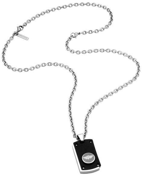 Police Pánsky náhrdelník Button Up PJ26195PSB / 01