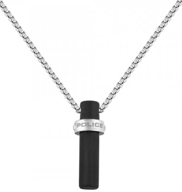 Police Pánsky náhrdelník Loggas PJ26460PSS / 01