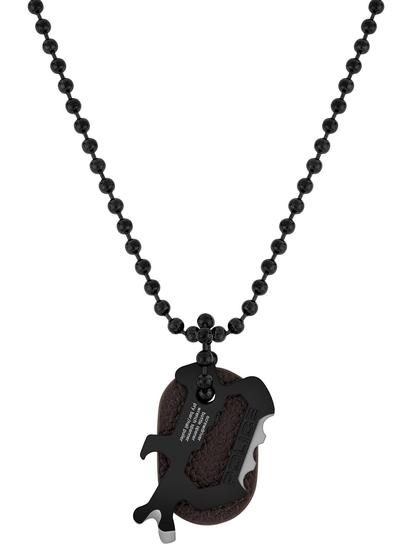 Police Štýlový pánsky náhrdelník Karakum PJ26566PSB / 01