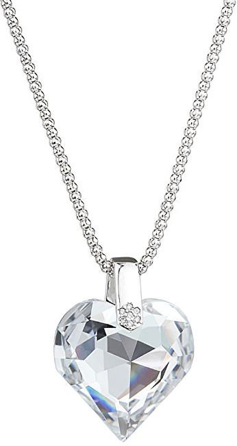 Preciosa Náhrdelník Élan Crystal 6631 00 (řetízek, přívěsek)