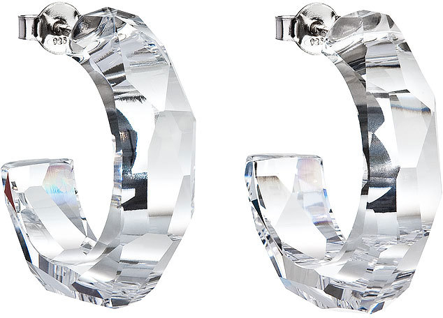 Preciosa Náušnice Dazzle Crystal 6768 00
