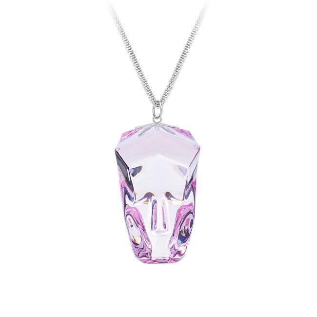 Preciosa Ocelový náhrdelník s přívěskem z českého křišťálu That`s me 7378 69