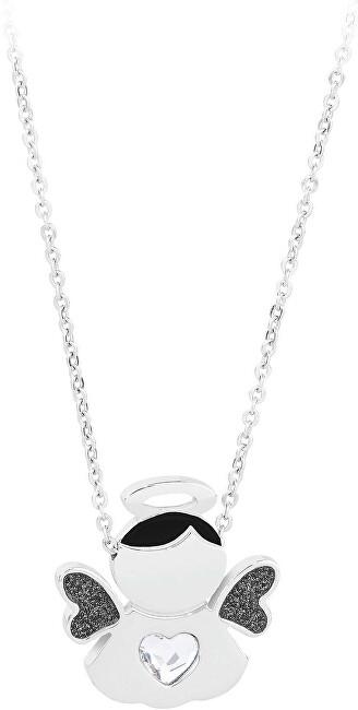 S`Agapõ Oceľový náhrdelník Angels SNG01