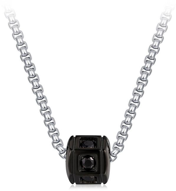 S`Agapõ Oceľový náhrdelník Hari SHI02