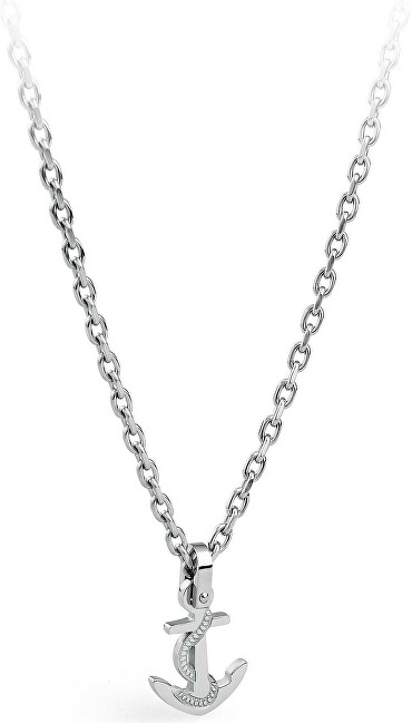 S`Agapõ Pánsky náhrdelník s kotvou Harbour SHR02
