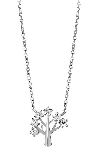 Silver Cat Stříbrný náhrdelník Strom života SC318