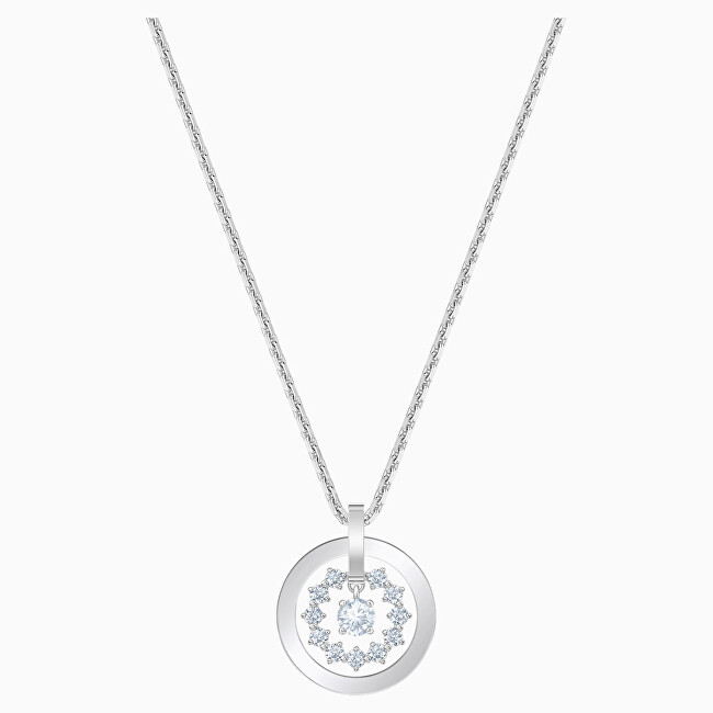 Swarovski Módne náhrdelník s príveskom Further 5499001 (retiazka, prívesok)