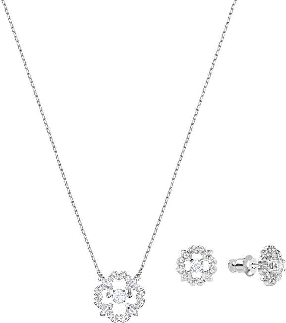 Swarovski Súprava šperkov SPARKLING DANCE FLOWER 5397867