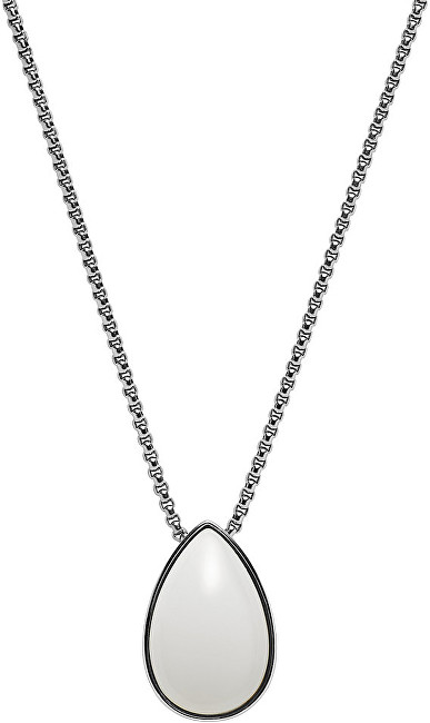 Skagen Dámsky oceľový náhrdelník SKJ0669040