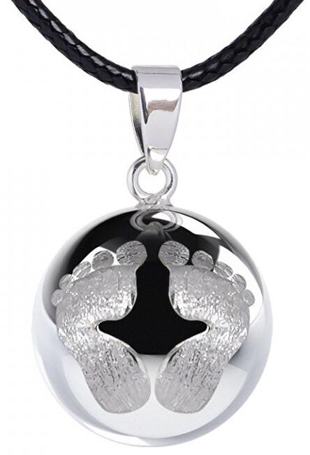 MUMMY BELL Dámsky náhrdelník Baby Rolnička K10B18