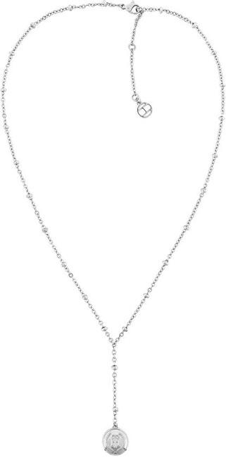 Tommy Hilfiger Moderné oceľový náhrdelník TH2780375