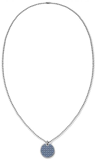 Tommy Hilfiger Pánsky oceľový náhrdelník TH2700801
