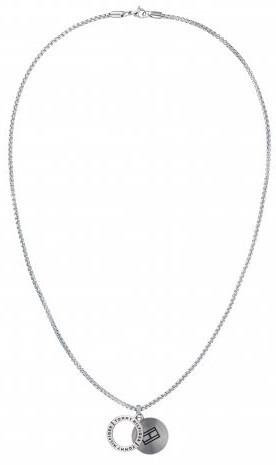 Tommy Hilfiger Pánsky oceľový náhrdelník TH2790061