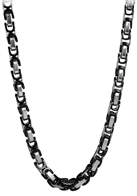 Troli Masívny pánsky náhrdelník KNS-090
