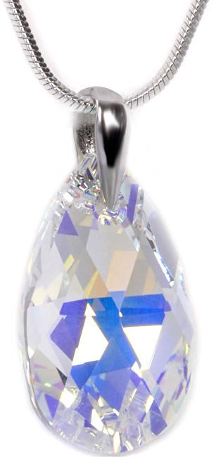 Troli Náhrdelník Pear Crystal AB C610622X2RH Crystal AB