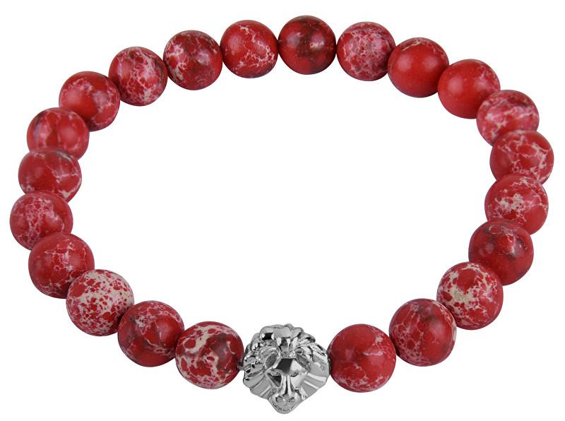Troli Náramek z červených korálků TO2307