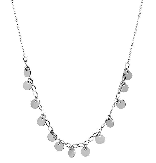 Troli Oceľový náhrdelník s peniažky
