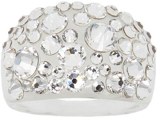 Troli Prsteň Bubble Crystal 56 mm