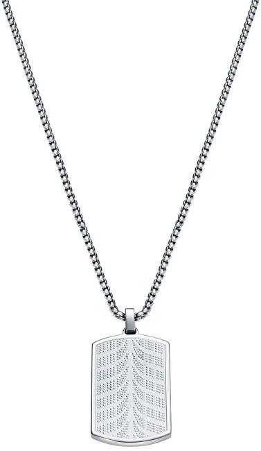 Viceroy Pánsky oceľový náhrdelník Air 15011C01000