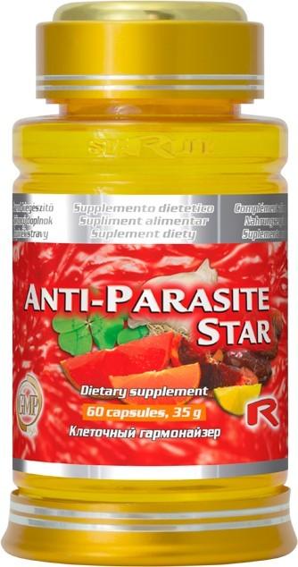 Zobrazit detail výrobku STARLIFE ANTI-PARASITE STAR 60 kapslí