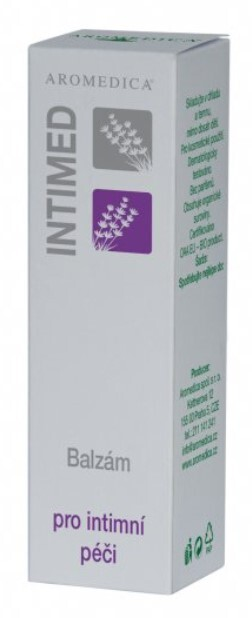 Zobrazit detail výrobku Aromedica Intimed - balzám pro intimní péči 10 ml