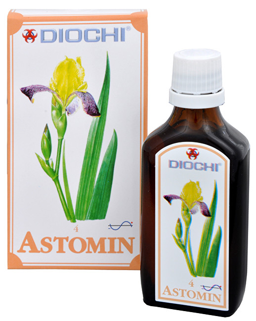 Zobrazit detail výrobku Diochi Astomin kapky 50 ml