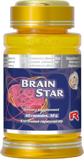 Zobrazit detail výrobku STARLIFE BRAIN STAR 60 kapslí