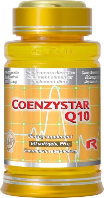 Zobrazit detail výrobku STARLIFE COENZYSTAR Q10 60 tob.