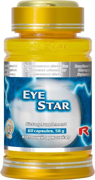 Zobrazit detail výrobku STARLIFE EYE STAR 60 kapslí