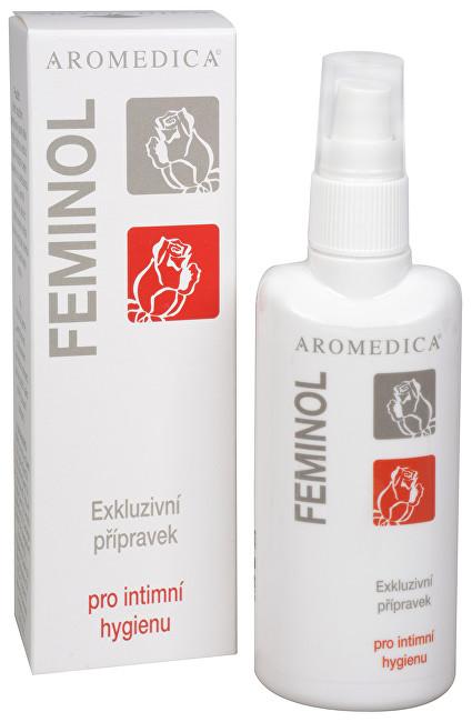Zobrazit detail výrobku Aromedica Feminol - mycí olej pro intimní hygienu s růžovým olejem 100 ml
