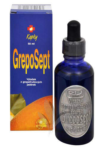 Greposept - kapky 50 ml