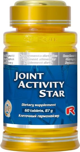 Zobrazit detail výrobku STARLIFE JOINT ACTIVITY STAR 60 tbl.