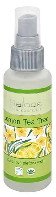 Květinová pleťová voda - Lemon tea tree 50 ml