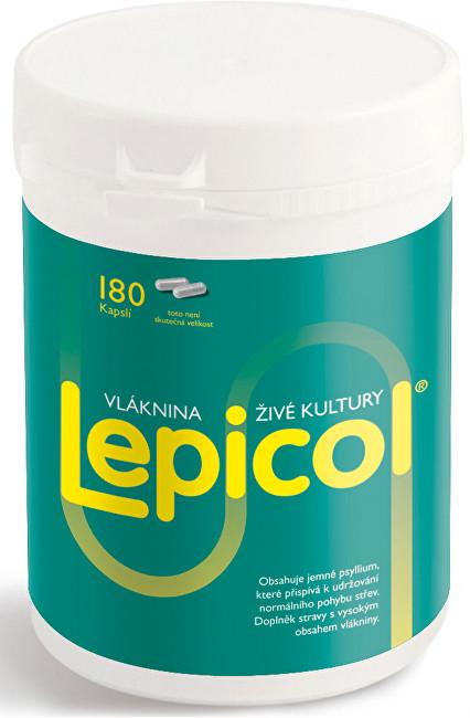 Lepicol 180 kapslí