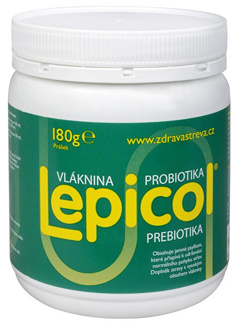Zobrazit detail výrobku PROBIOTICS INTERNATIONAL LTD. Lepicol prášek 180 g
