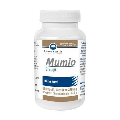 Zobrazit detail výrobku Pharma Activ Mumio 60 kapslí