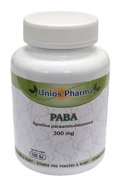 Zobrazit detail výrobku Unios Pharma PABA 100 tbl. + Imuni Fit 10 tabl. ZDARMA