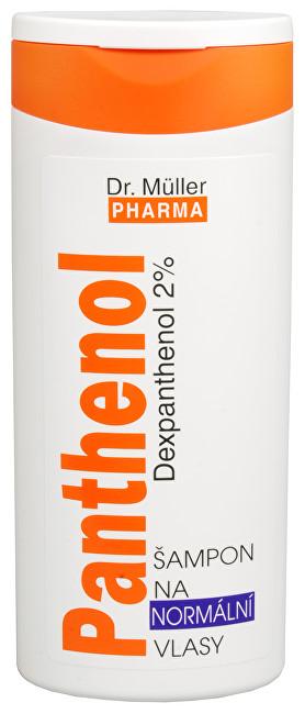 Panthenol šampon pro normální vlasy 250 ml