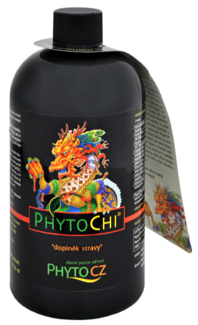 PhytoChi (energie z bylin) 480 ml