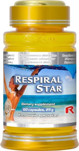 Zobrazit detail výrobku STARLIFE RESPIRAL STAR 60 kapslí
