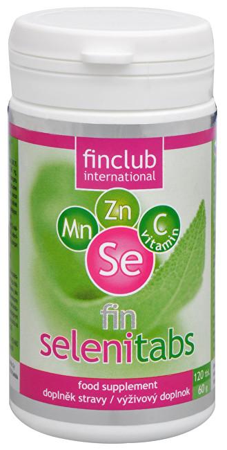 Zobrazit detail výrobku Finclub Fin Selenitabs 120 tbl.