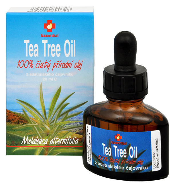 Tea Tree Oil (Melaleuca alternifolia) 20 ml