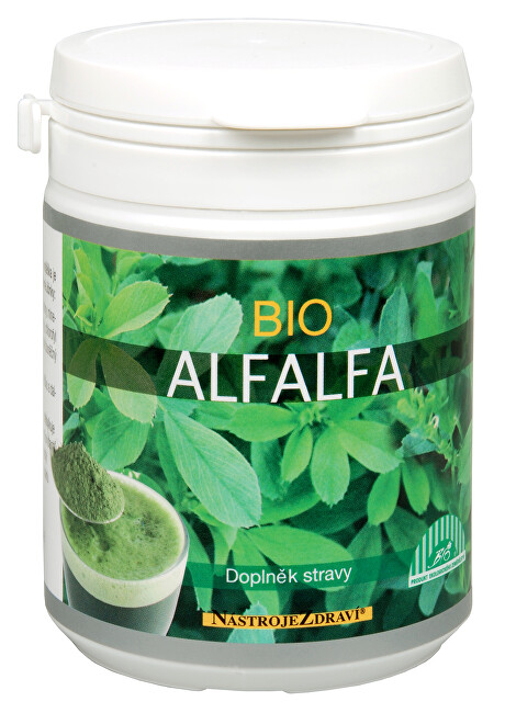 Zobrazit detail výrobku Blue Step Bio Alfalfa 80 g