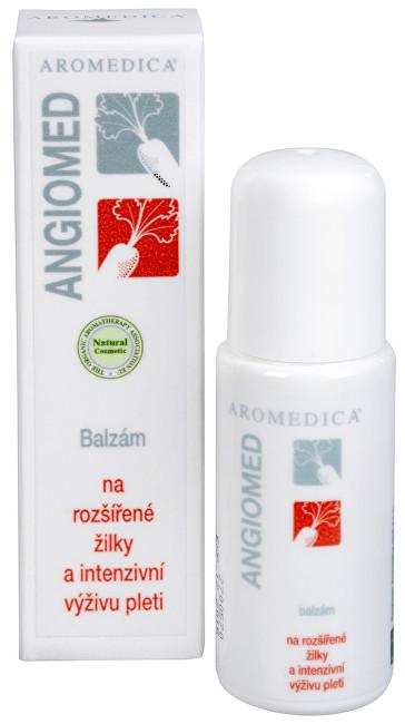 Zobrazit detail výrobku Aromedica Angiomed - balzám na rozšířené žilky 20 ml