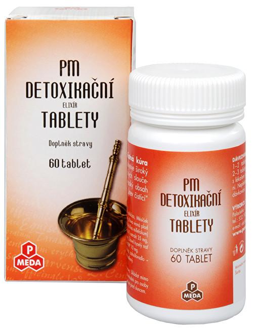 Zobrazit detail výrobku Purus Meda PM Detoxikační elixír 60 tbl.