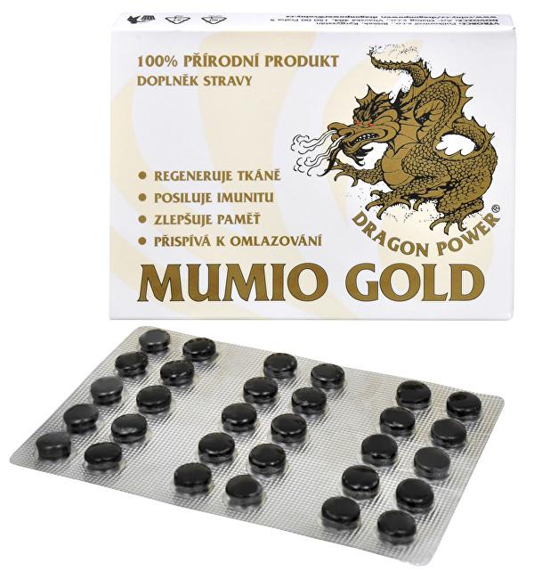 Zobrazit detail výrobku Art - Dialog Dragon Power - Mumio Gold 30 tbl.